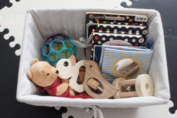 Играчке за бебе од 3. до 6. месеца